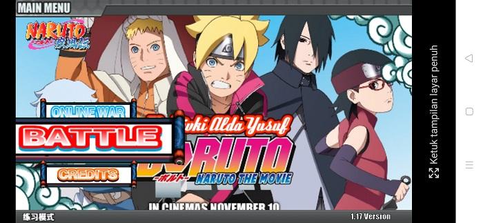 Download Naruto senki mod boruto apk