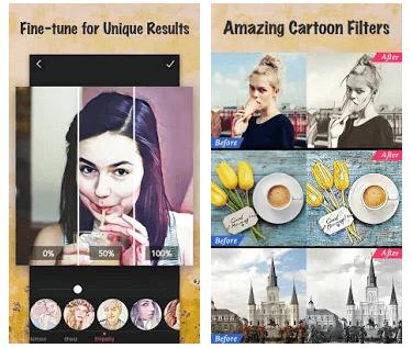 aplikasi sketsa wajah untuk iphone dan PC