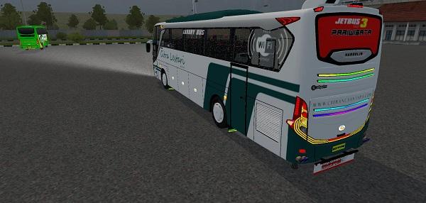 bus full strobo led