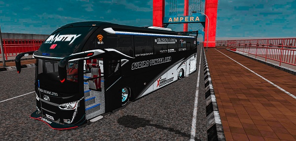 bus racing ceper