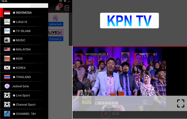 download kpn tv apk android