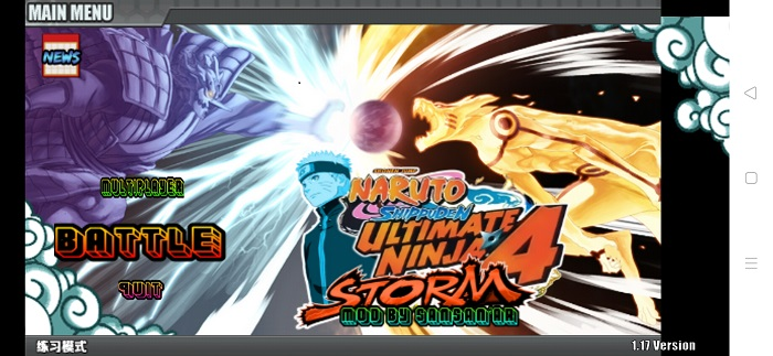 download naruto senki mod ninja storm 4
