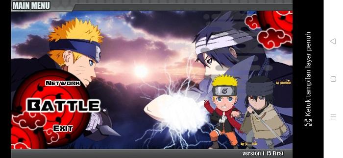 download naruto senki mod over crazy