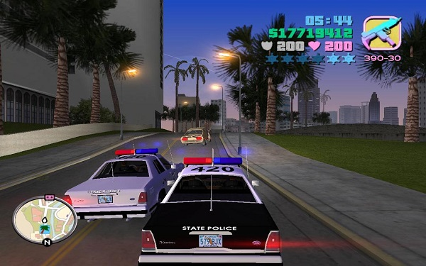 game ppsspp gta vice city