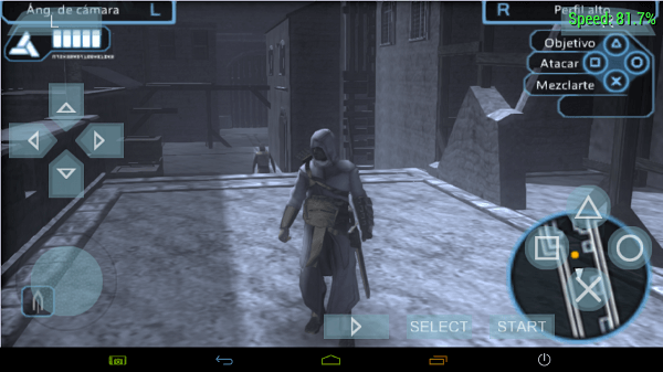 game ppsspp high compressed assasins creed