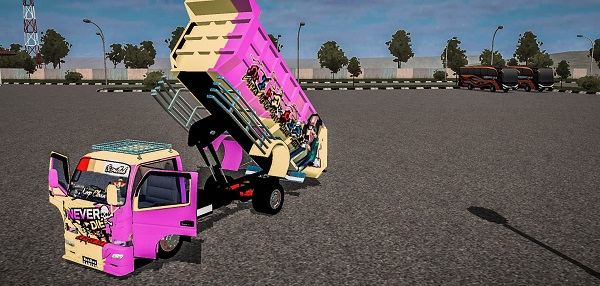 truck canter terbaru